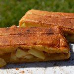 apple pie appeltaart uit de pie iron Duizenden1dag 2