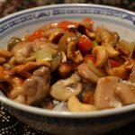 rijst met kip en cashewnoten 3