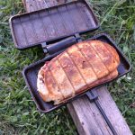 hamburgertosti uit de pie iron 1