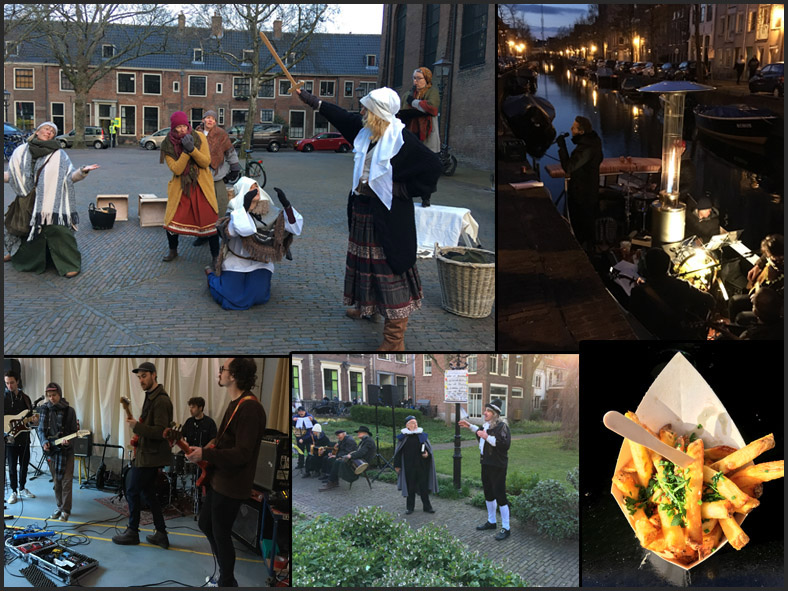 collage Zontawalk Haarlem