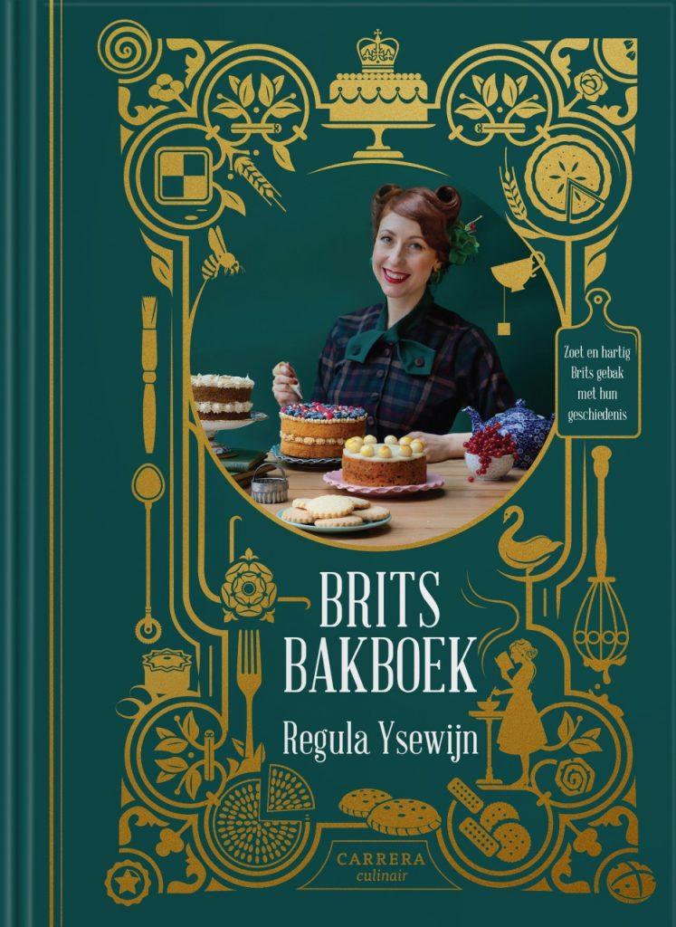 Omslag Brits bakboek van Regula Ysewijn