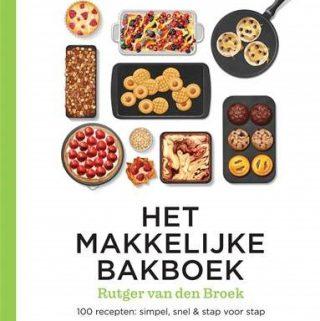 Het makkelijke bakboek 3