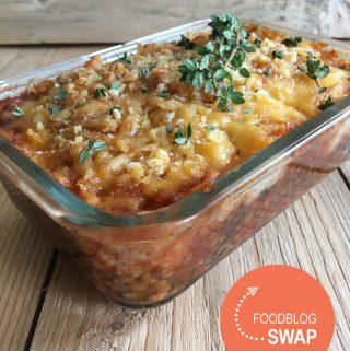 Vegetarische ovenschotel met pastinaak en linzen 2 scaled