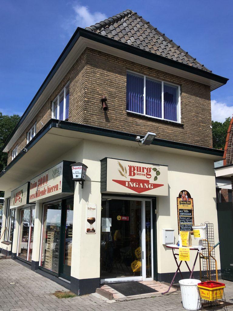 Burg Bieren bierwinkel Ermelo Veluwe