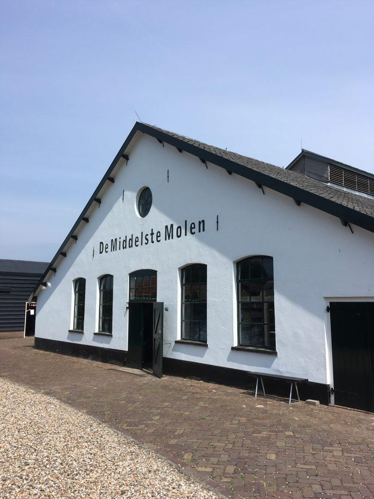 Papierfabriek de middelste molen Veluwe