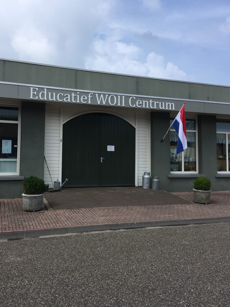 Oorlogsmuseum Educatief Centrum WOll Centrum in Medemblik