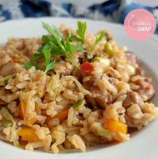 Thai fried rice.. 2 scaled
